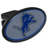Detroit Lions Plastic Hitch Cover Class III