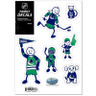 Vancouver Canucks Family Decal Set