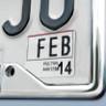Iowa License Plate Frame-5