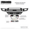 Pro-Mod Front Bumper - Light Bar Ready - Modular Construction
