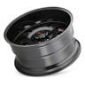 Mayhem Gloss Black and Red Tripwire Wheels 03