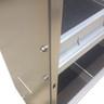 Aluminum Shelving Unit-2