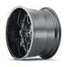 Mayhem Machined Gloss BLack Cogent Wheels 02