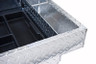 Built In Storage Bins Sliding Tray Included