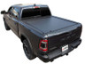 Jackrabbit Matte Black Hard Retractable Truck Bed Cover