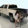Traxion Tailgate Step Ladder Open