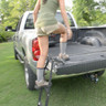 Traxion Tailgate Step Ladder Top