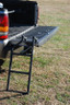Traxion Tailgate Step Ladder Unfolded
