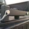 Traxion Tailgate Step Ladder Detail
