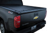 Full-Metal Jackrabbit Retractable Tonneau Cover w/Explorer Rails
