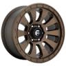 Fuel Bronze Tactic Wheels
