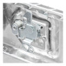 Locking Stainless Steel Latch