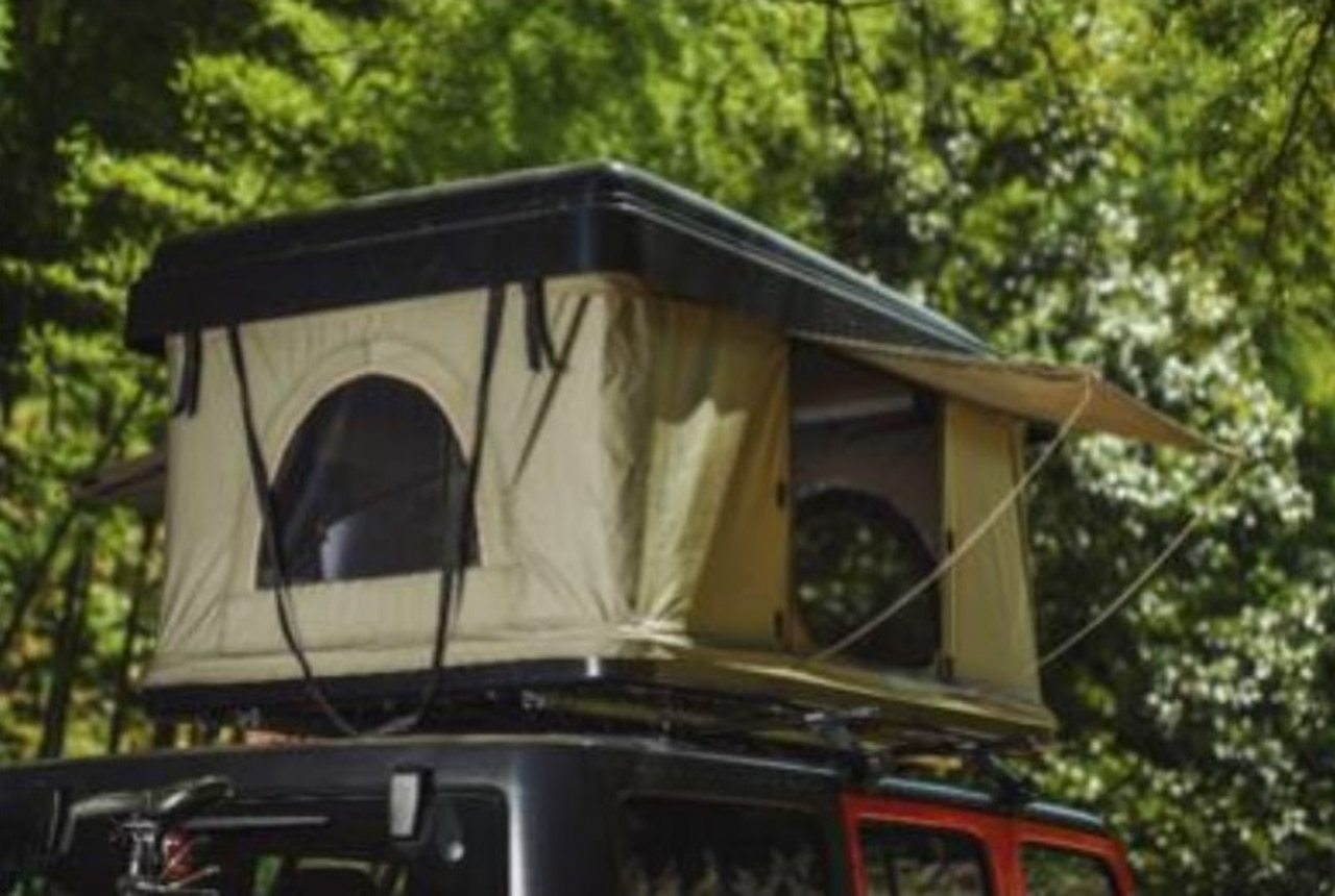 Pittman Outdoors Rooftop Tents