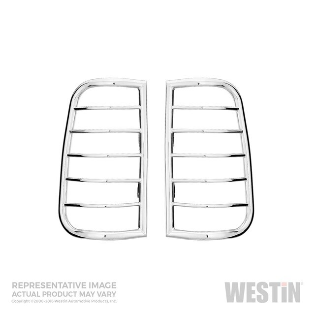 Westin Headlight & Tail Light Covers