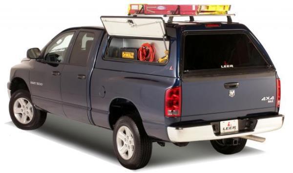 LEER Camper Shells & Truck Toppers