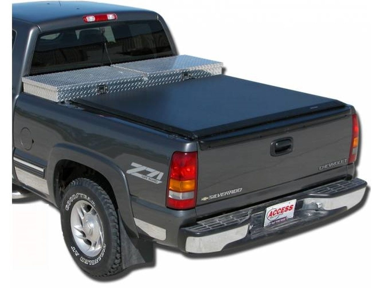ACCESS COVER Toolbox Tonneau Covers
