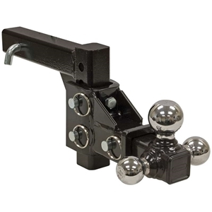 Buyers Products Tri Ball Hitch Mounts