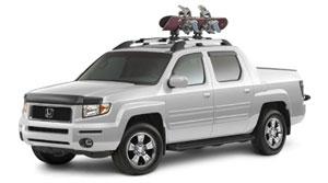 Honda Ridgeline Pickup Truck Accessories