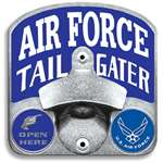Air Force Tailgater Hitch Cover by Siskiyou