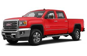GMC Sierra 2500 HD Pickup Truck Accessories