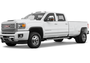 GMC Sierra 3500 HD Pickup Truck Accessories