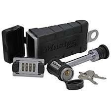 Trailer Hitch Key Safe