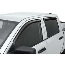 Window Vent Visors and Rain Guards