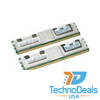 HP 2GB (2X1GB) PC2-5300 FBD DL360 DL380 ML370 397411-B21