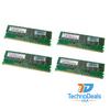 Compaq 2GB 200MHZ DDR PC1600 ECC SDRAM (4X512MB) 175918-042