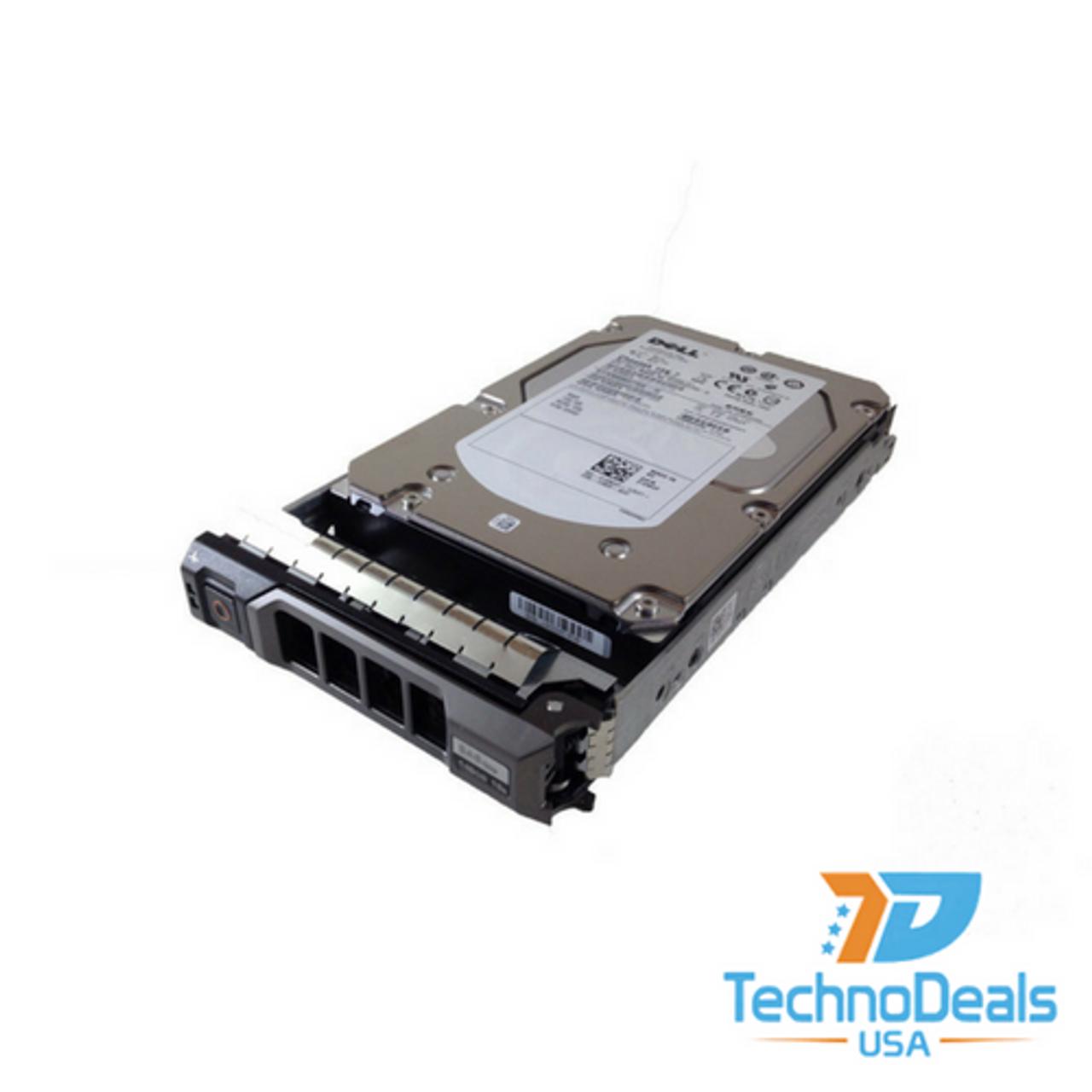 Seagate Cheetah ST3146855SS 146GB 15K RPM 16MB Cache SAS HDD Dell TN937