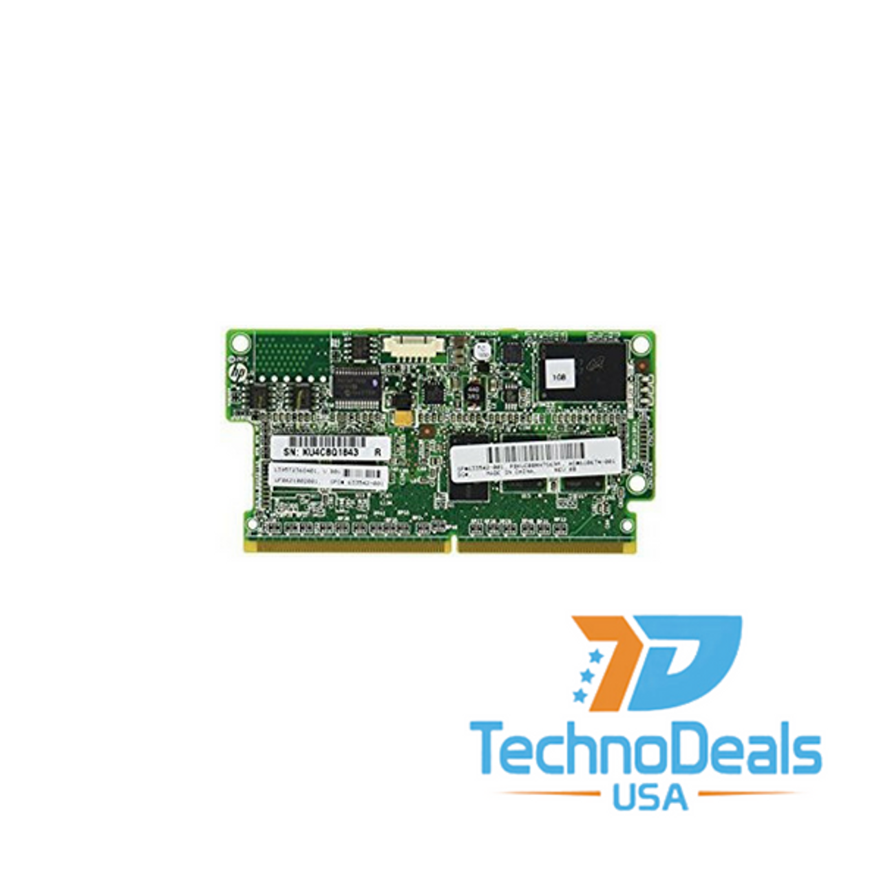 HP 1GB FBWC for P-Series Smart Array 631679-B21
