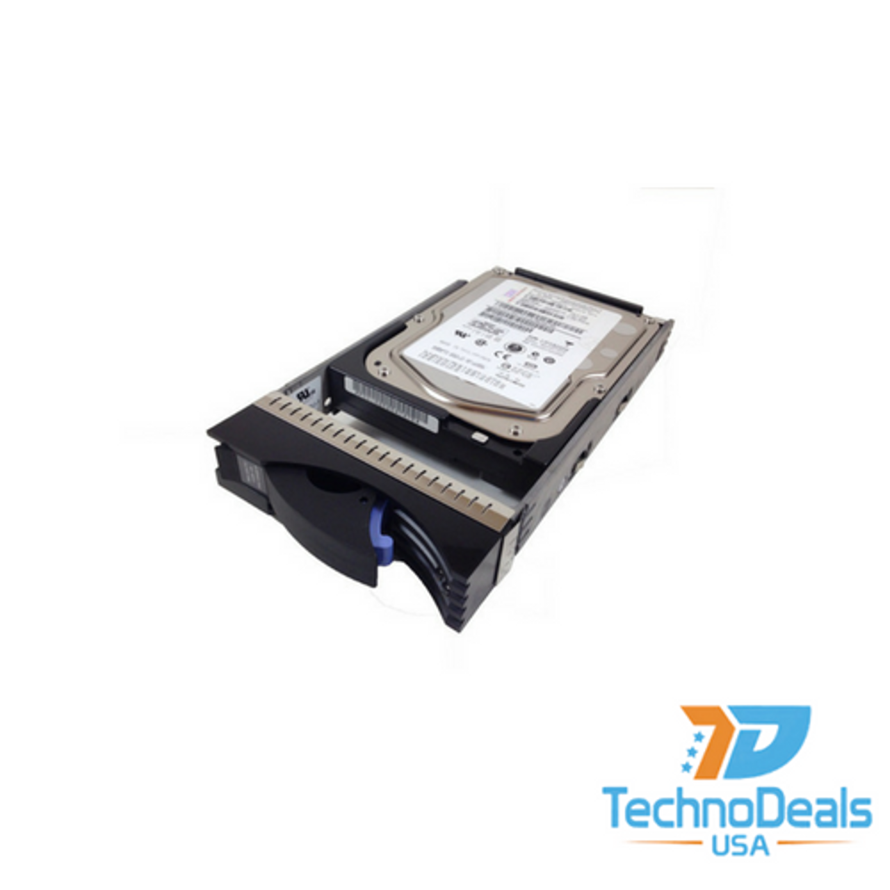 IBM 42D0767 42D0768 42D0771 2 TB 7200 RPM 35 Inch 16MB Buffer SAS 6Gb S Hot Swap Internal Hard Drive With Tray
