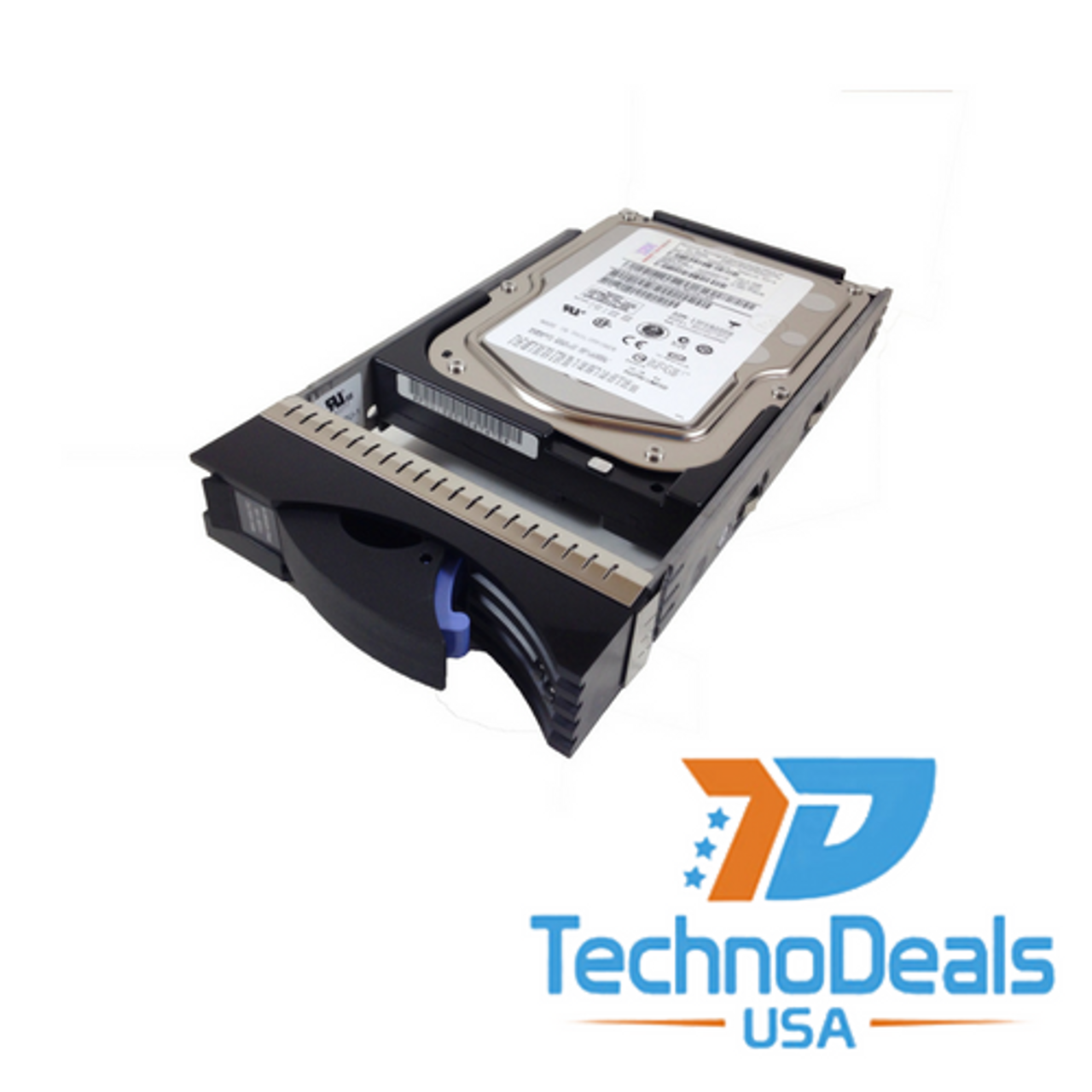 IBM HDD 36.4GB U320 15K RPM HOTSWAP