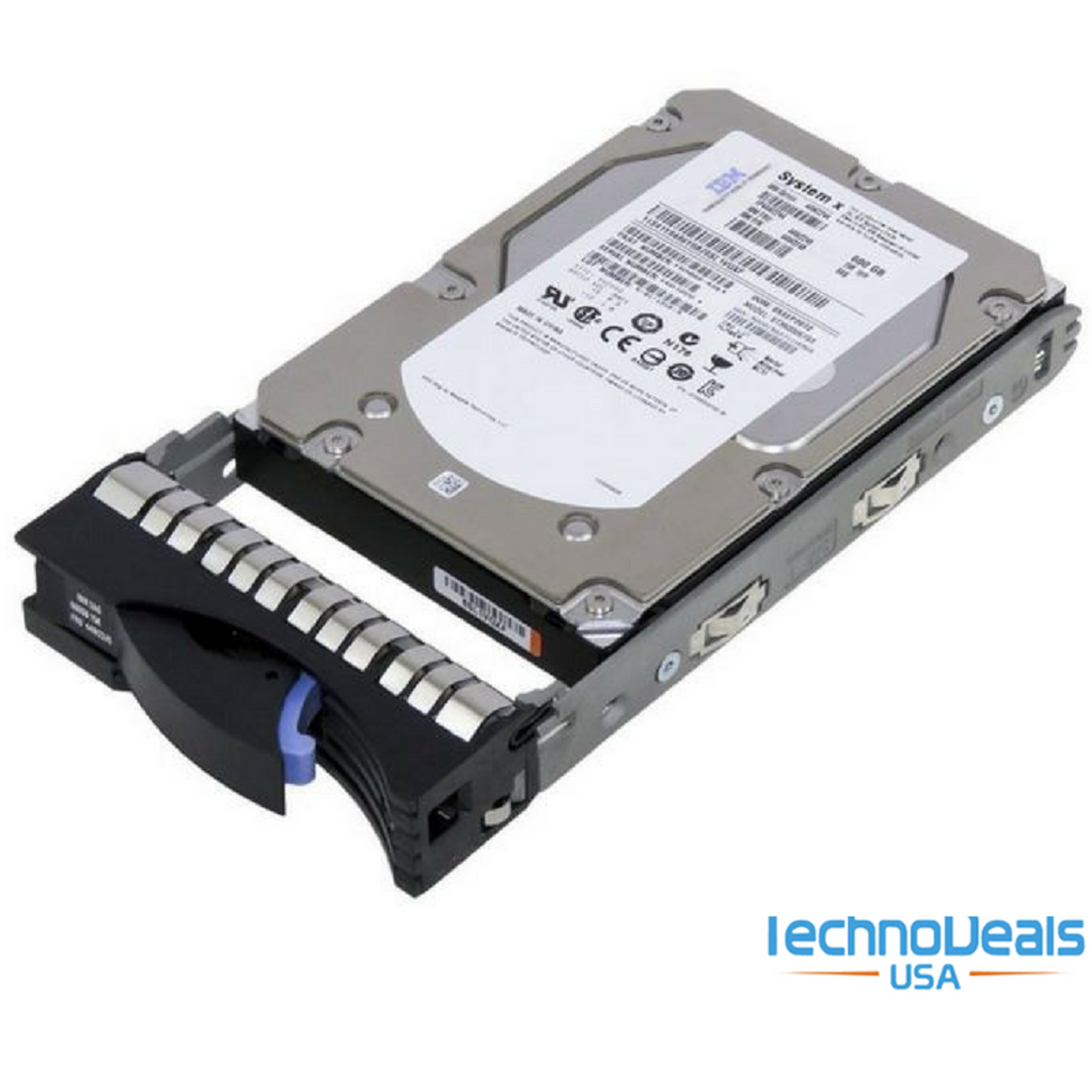 44W2248   IBM 600GB 15K 6GBPS HS SAS Harddrive