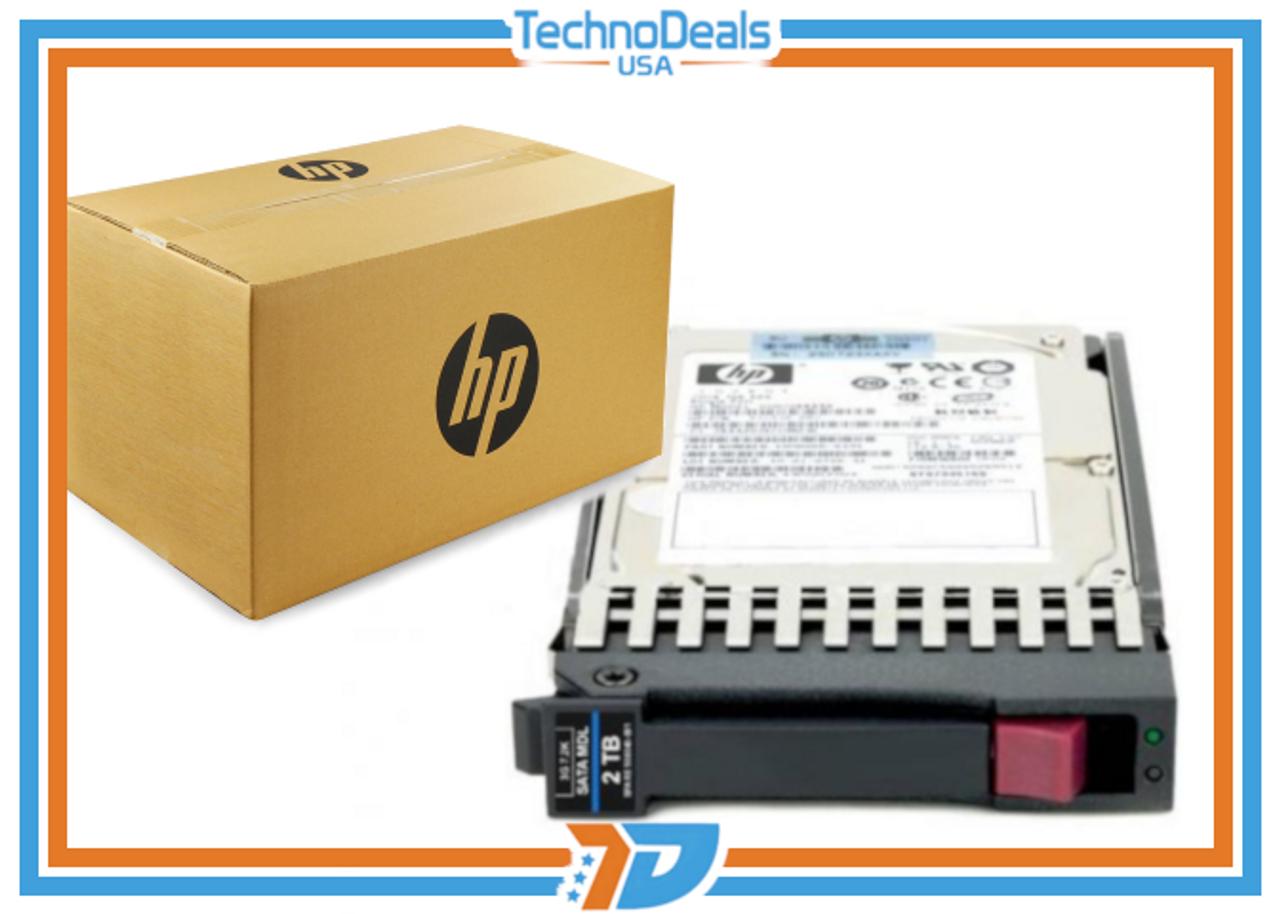 """HP 605474-001 1TB 6G 7.2K LFF 3.5/"""" SAS Hard Drive w// Caddy"""