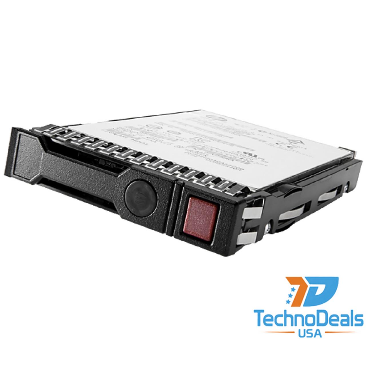 "NEW HPE J9F48A 787648-001 MSA 1.2TB 12G SAS 10K SFF 2.5/"" DP HP HDD Hard Drive"