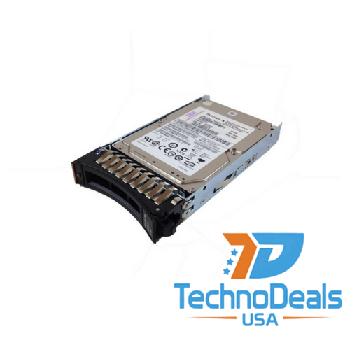 ibm 73gb 10K RPM sas 2.5' 40k1052 front