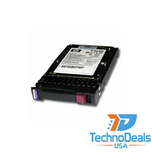 HP  146 GB 15000 RPM 2.5 inch Hot Swap SAS-3Gb/s Hard Drive DH0146BALWN
