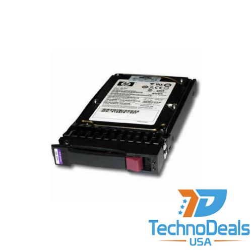 "hp 146 gb 2.5"" sas hard drive DH0146BALWN"