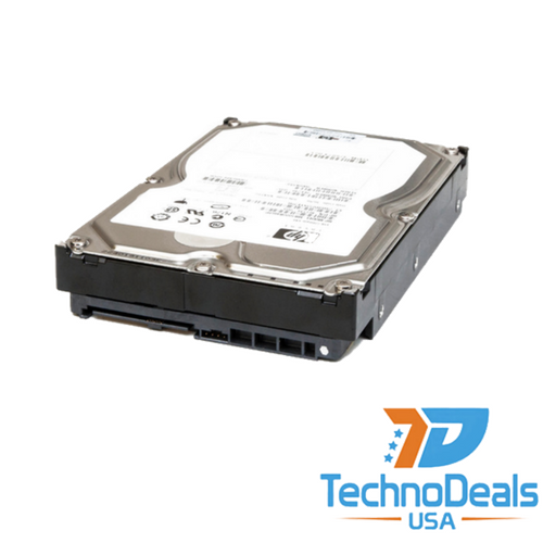 "HP 1 TB 7200 RPM 3.5"" 16MB Buffer SAS 3Gb/s Hot-Swap Hard Drive 461134-003"