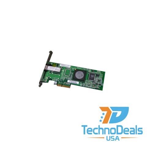 Ibm 4 GB FC SINGLE PORT PCIE HBA 39R6526