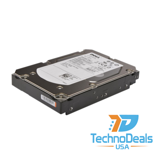"DELL 146GB 15K SAS 3.5"" HARD DRIVE M8034"