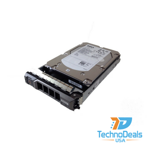 "DELL 146GB 15K SAS 3.5"" HARD DRIVE M8034"