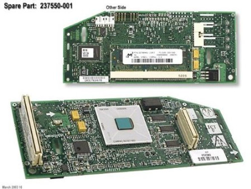 Compaq 5I SMART ARRAY SCSI CONTROLLER BOARD 237550-001