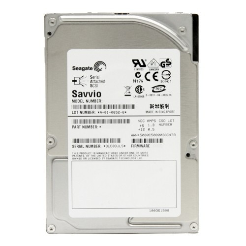 "SEAGATE 73GB 15K SAS 2.5"" HARD DRIVE ST973452SS"