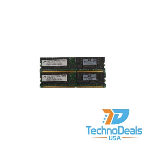 HP 4GB REG PC3200 (2X2GB) DDR SDRAM 379300-B21