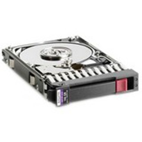 HP 146 GB 15000 RPM 2.5 inch Hot Swap SAS-3Gb/s Hard Drive with tray 418373-010