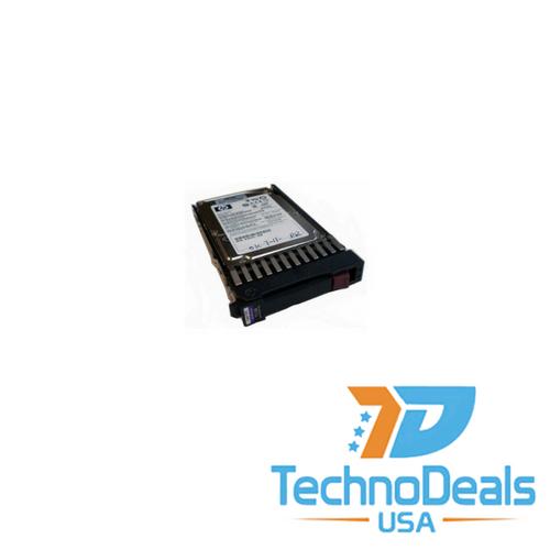 HP 300GB 15000 RPM 2.5 inch SAS-6Gb/s Hard Drive 628180-001