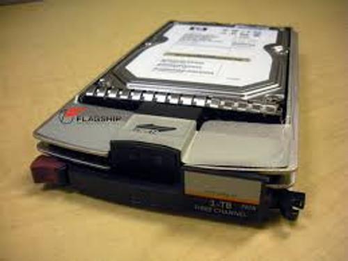 HP EVA 1TB Fibre Channel ATA (FATA) Dual-Port 2GB (2 x 2GB Fibre Channel) 7.2K 3.5-inch Add on Hard Drive 9BM004-044