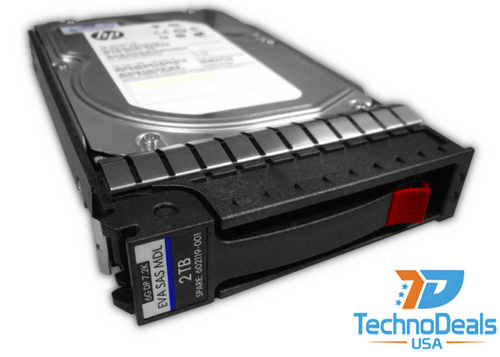 HP AW590A M6612 2TB 6G SAS 7.2K 3.5IN Hard Drive